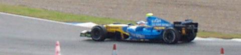 Kovalainen en Jerez