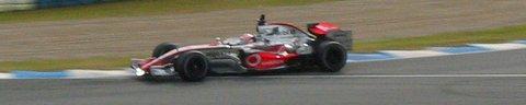 Fernando Alonso en Jerez