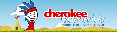 Logo del Cherokee Summit 2010